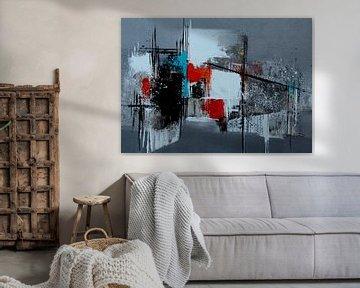 Aus der Reihe: Kompositionen in Grau von Claudia Neubauer