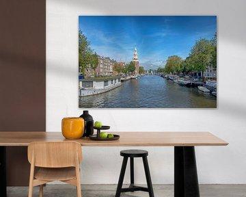 Oudeschans Amsterdam van Foto Amsterdam / Peter Bartelings