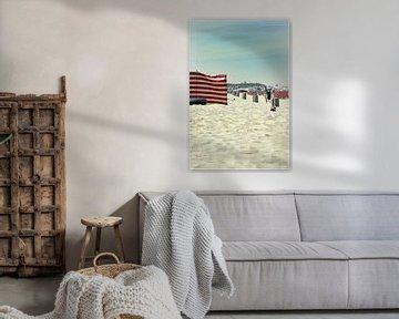 Een dagje aan het strand sur Jacomijn Dijkers