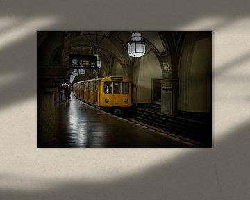 métro berlinois