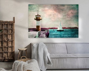 sailing to my love von Claudia Moeckel