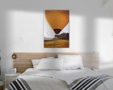 Luchtballon Cappadocia van Niels Keekstra