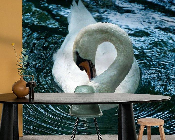 Impression: Swan riple sur Mariska Hofman