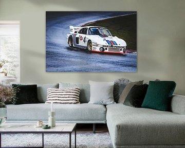 Porsche 935 Historic Grand Prix Zandvoort 2019 Jürgen Barth van Rick Smulders