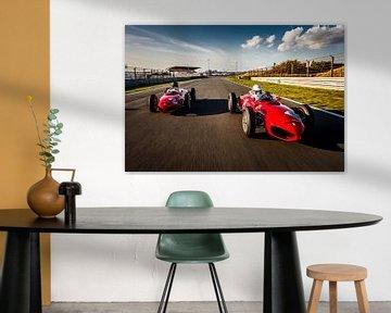 Ferrari 156 Sharknose sur Rick Smulders