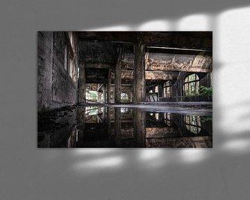 Abandoned Coalmine Belgium van Kelly Sabrina