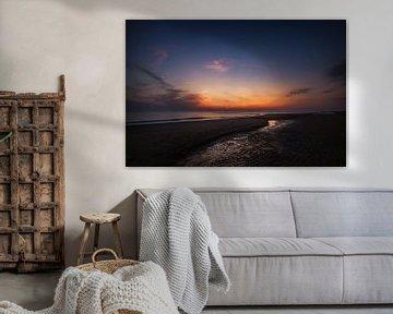 Fantastic Sunset van Bob Daalder
