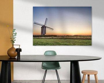 Tissenhovemolen is een windmolen van Marcel Derweduwen