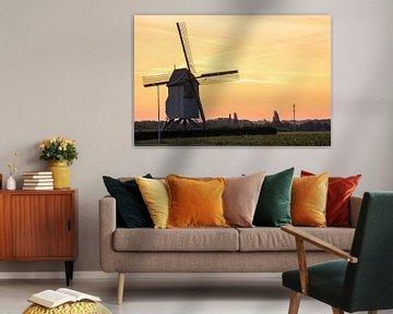 Vinkemolen is een windmolen van Marcel Derweduwen