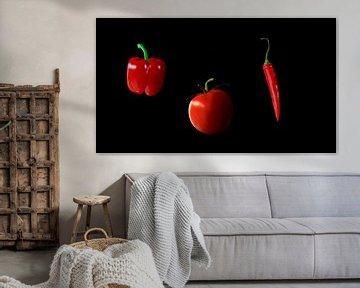 Gemüse von Rob van Soest
