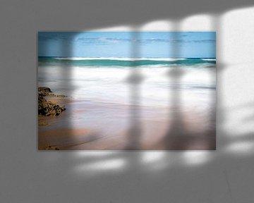 langer Strand von Ineke Huizing