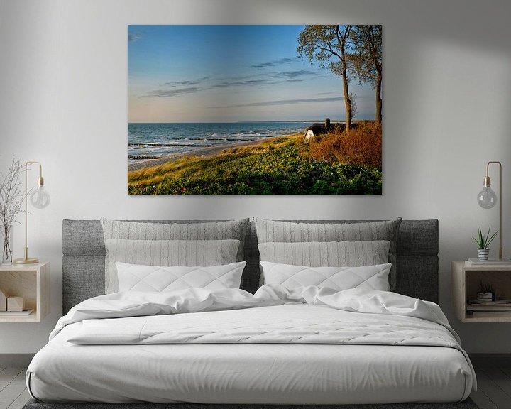 Beispiel: Wohnen am Strand von Claudia Moeckel