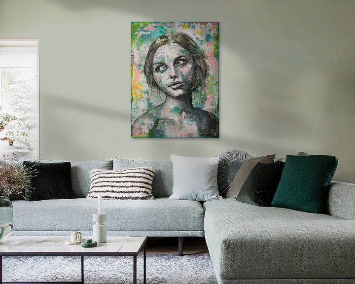 Sfeerimpressie: I am van Flow Painting