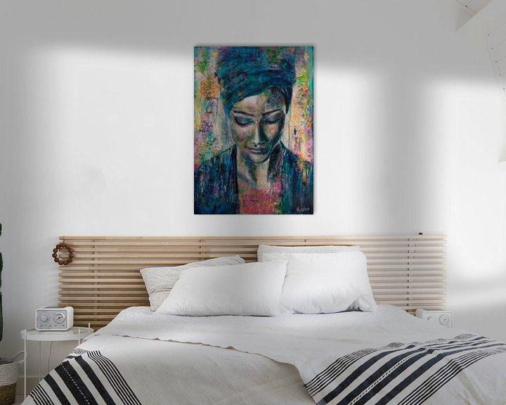 Sfeerimpressie: Listen van Flow Painting