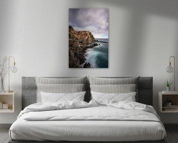 Manarola Cinque Terre sur Nilay Singh