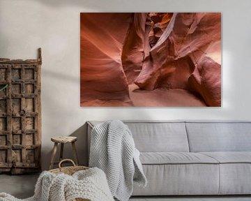 Slot Canyon Utah van Nilay Singh