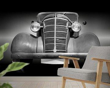 Amerikaanse klassieke auto Master 1938 van Beate Gube