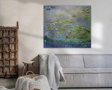 Seerosen (Nymphéas), Claude Monet