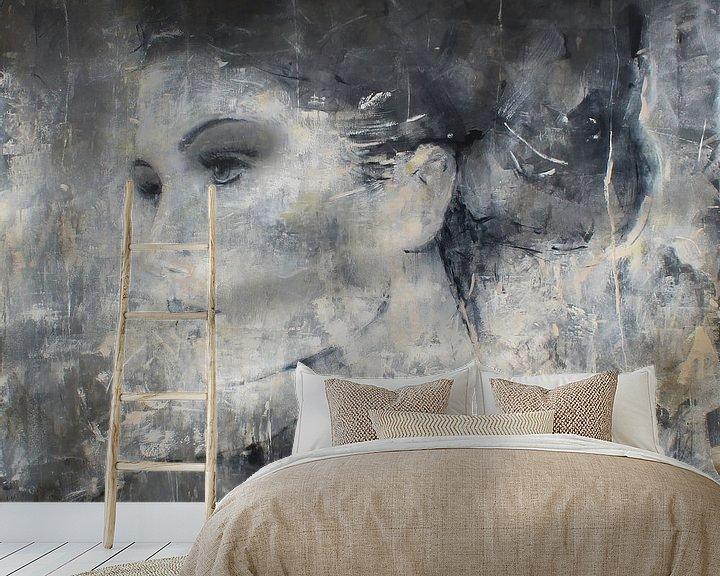 Beispiel fototapete: Helene von Atelier Paint-Ing