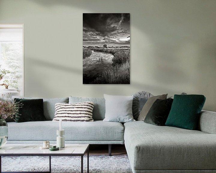 Sfeerimpressie: Natuur op de rand van Ruud Peters