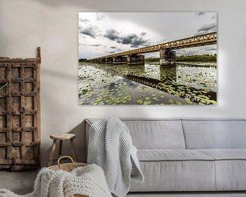 Pont de puits sur Max ter Burg Fotografie