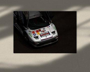 Lamborghini von MSP Canvas