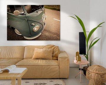Klassischer T1 (Typ 2) Volkswagen Transporter (1959)