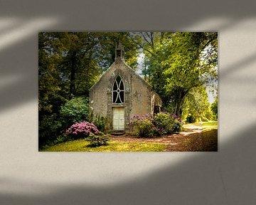 Kapelle in Frankreich von Vivian Teuns