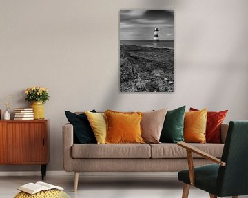 Lighthouse Anglesey, Pays de Galles sur Carole Winchester