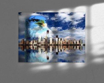 New York van Renate Knapp