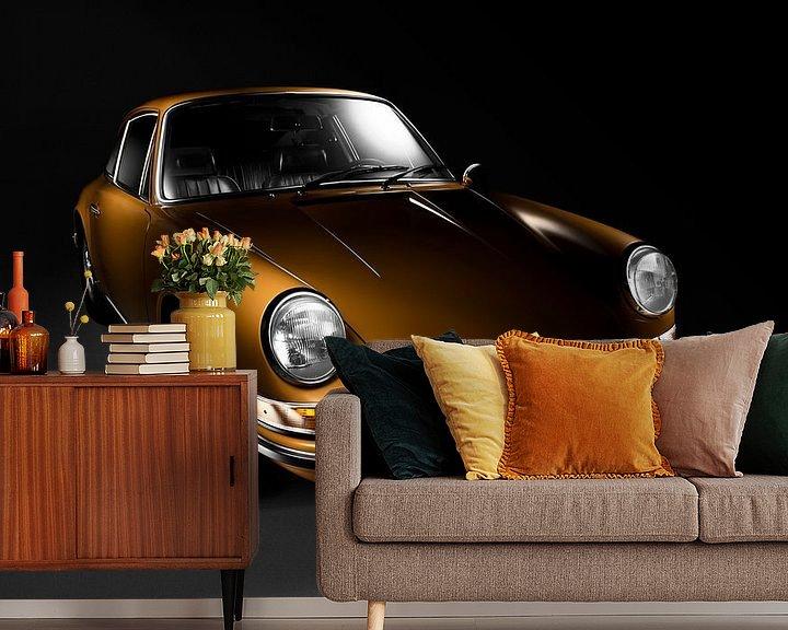 Impression: 1968 Porsche 911 T sur Thomas Boudewijn