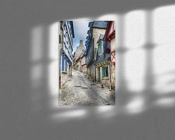 Sprookjesachtig straatje