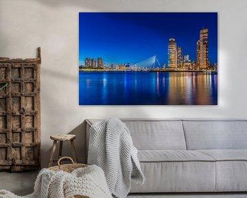Skyline Rotterdam, Kop van Zuid