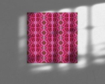 Rosenmuster von Ton Kuijpers