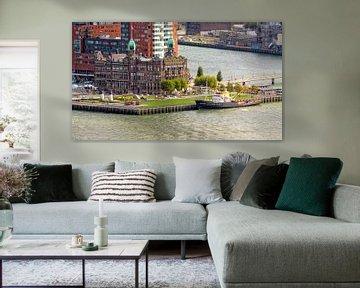 Maritimes Erbe: Hotel New York & ms Holland