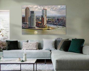 Kop van Zuid Rotterdam von Roel Ovinge