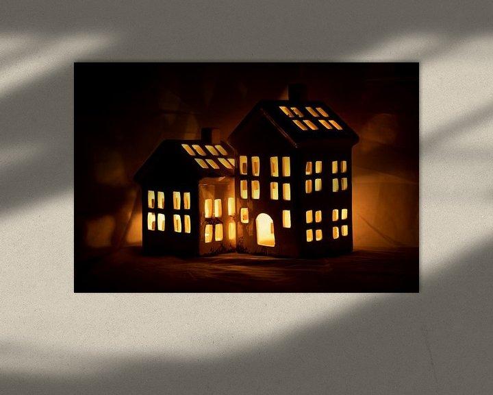 Sfeerimpressie: schijn een lichtje in mij van Gert-Jan Kamans