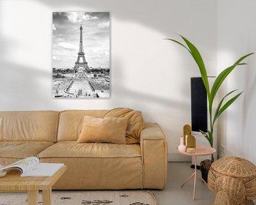 Eiffelturm von Günter Albers