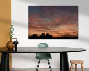 Colored Sky van Johanna Varner