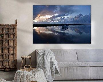 Dramatic Sky van Johanna Varner