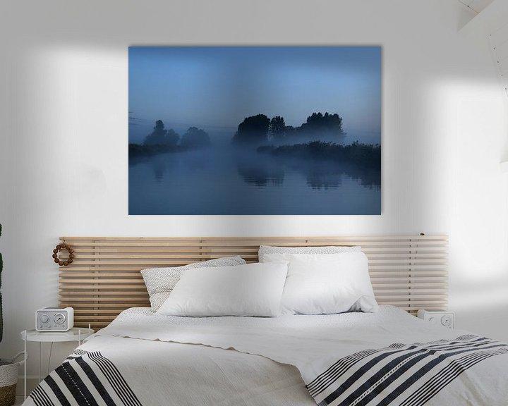 Sfeerimpressie: Blue River van Johanna Varner