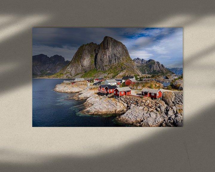 Impression: Hamnøy en été sur Adelheid Smitt