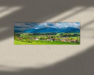 Eisenburg im Ostallgäu von Walter G. Allgöwer