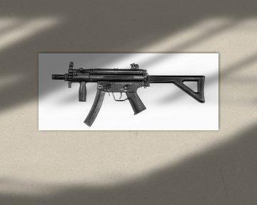 Maschinenpistole von Günter Albers