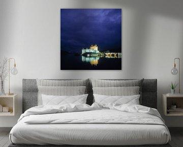 Eilean Donan Castle, Schotland van Rainer Elpel