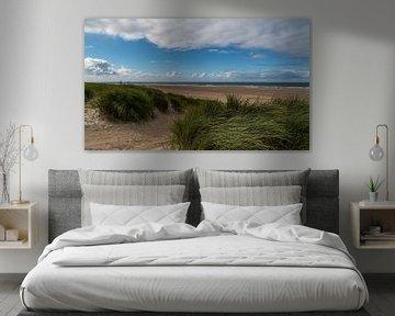 Der Strand von Vlieland
