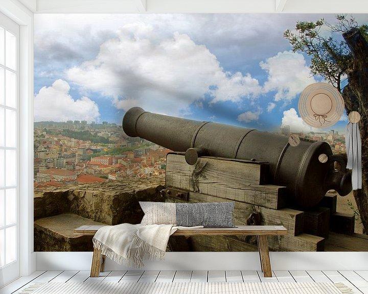 Impression: Canon de ville sur Ellinor Creation