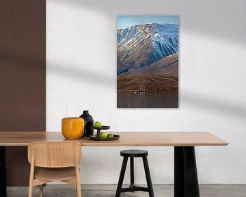 Zeilen door Groenland van Frits Hendriks