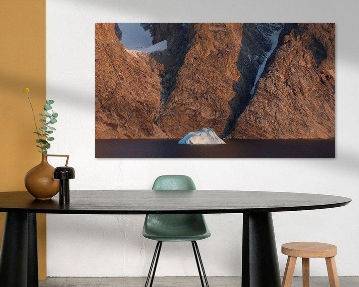 Sfeerimpressie: Warm en Koud van Frits Hendriks