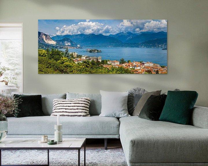 Sfeerimpressie: Lago Maggiore en Stresa van Jaap Terpstra